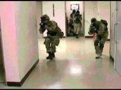 CQB - Close Quarter Battle Training - YouTube