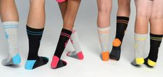 Reading the startling fact that socks are the most requested items in homeless shelters was the catalyst that inspired David Heath and Randy Goldberg to found Bombas, a New York City-based sock company that has taken the one-for-one donation model to a new level.