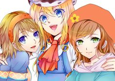 e-shuushuu kawaii and moe anime image board Moe Anime, Kawaii Anime, Harvest Moon Ds, Harvest Games, Gaming Center, Rune Factory 4, Cute Stories, Moon Lovers, Beautiful Anime Girl