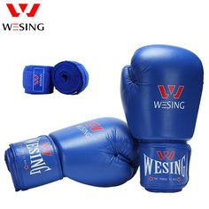 Wesing Pro Style Boxing Gloves Approved by AIBA with Cotton Handwraps Bandages for Boxing Martial Arts Training Protective Gears Best Martial Arts, Martial Arts Styles, Martial Arts Training, Mixed Martial Arts, Boxing Training Gloves, Boxing Gloves, Martial Arts Equipment, Art Tips, Hunter Boots