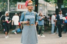 As far as festival style goes, Brooklyn's Afropunk Fest yields some of the best, most original, fashion eye candy. Description from pinterest.com. I searched for this on bing.com/images