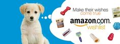 YOU can donate to the Oakland County Animal Control & Pet Adoption Center with a simple click of a button! Check out our Amazon wish list - items will ship directly to the Center!