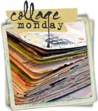 simply me: collage monday - Inspiring art journaling and more