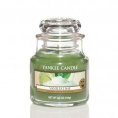 Yankee Candle Small Jar - Vanilla Lime