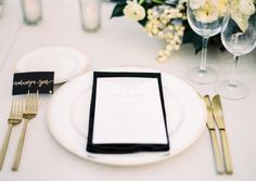 Esoteric Events | Parker Palm Springs Wedding | Sally Pinera Photography | Black White and Gold Wedding