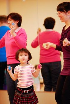 Daily Dance Parties: Space and Place | Intellidance® Blog -- giggles and Wiggles ideas