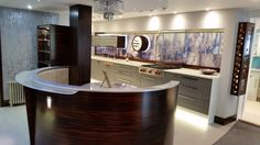 Visit our showroom to see this amazing kitchen display, these pictures hardly do it justice.