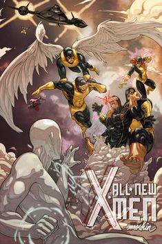 All-New X-MEN X-Men #xmen