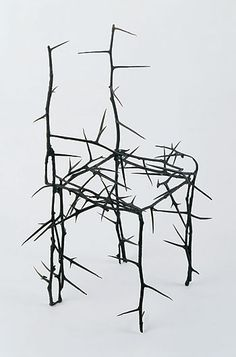 Bramble (1990) by artist Michele Oka Doner