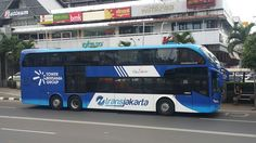 TransJakarta coach