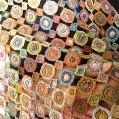 Etole création Sophie Digard crochet