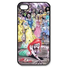 Zombie Snow White hard case cover skin for iphone 4 4s, zombie disney princess hard case cover skin for ipohone 4 4s by Phone Case Shop. $14.88. This is a very unique case that will surely catch the attention of your peers!It is also a good idea to send it as a gift to your friends.