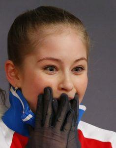 Patinadores rusos copan el podio de Europa