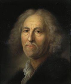 Balthasar Denner - Portrait of an Old Man by Gandalf's Gallery, via Flickr <3