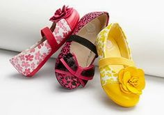 She might love to run around in comfy sneakers, but there are occasions when something a little more dressier or frillier fits the bill. Here, you'll find plenty of stylish and sweet options for your little lady—from classic Mary Janes to embellished ballet flats, sandals and more, you're sure to find a pair (or two) to go with her favorite frock. See more at MyHabit:  http://www.myhabit.com/?tag=kids_deals-20#page=b&dept=kids&sale=A2KTCK5G8Z8LI6