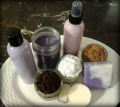 Ultimate Body Package  Lotion Bar TieDye by iCiCandlesSkinCare, $49.00