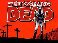 Walking Dead Comics are great reads