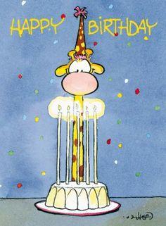 Happy Birthday Leendert Jan Vis