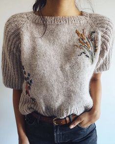 Trendy Ideas Knitting Inspiration Sweater Cardigans Best Picture For knitting sweaters For Your Taste You are looking for something, and it is going to. Moda Vintage, Vintage Style, Look Fashion, Diy Fashion, Womens Fashion, Bohemian Tops, Winter Stil, Mode Style, Wool Sweaters