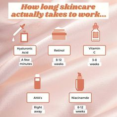 """Adore Beauty's Instagram profile post: """"Slow & steady wins the race when it comes to skincare✅Tag someone who needs to see this😉🤍  Inspo via @theklog """" Hair Essentials, Online Tutorials, Skin Food, Skincare, Things To Come, Profile, Beauty, Instagram, User Profile"""