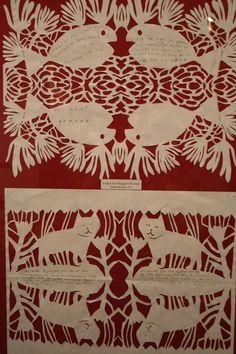Papercut by Hans Christian Andersen                                                                                                                                                                                 More
