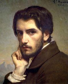 Léon Bonnat: Romántico y neoclasicista - Trianarts - Autoretrato
