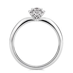 Happiness Crown Ⅲ | K.uno wedding ring, engagement ring