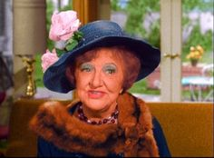 Loved Aunt Clara from the Bewitched show!