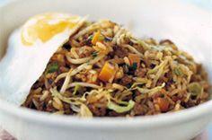 Video: How to make Nasi Goreng - Indonesian Fried Rice