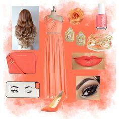 Prom in Orange