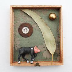 mano kellner, project 2015, kunstschachtel / art box nr 38/2015,  geringfügige abweichung
