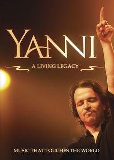 Yanni ... yeah, still love this music. It transports.