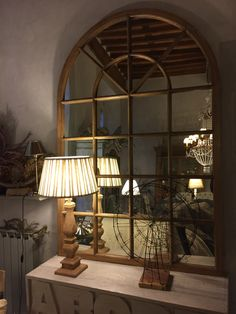 Oversized Mirror, Lighting, Furniture, Home Decor, Decoration Home, Room Decor, Lights, Home Furnishings, Home Interior Design