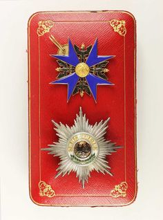 Military Signs, Frederick The Great, Grand Cross, Royal Art, Chivalry, Police, Military History, Flag, Symbols