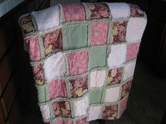 Twin size Tracy Porter  by rebeccasrags, via Flickr