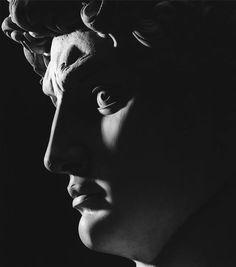 Michelangelo's David ⊚ pinned by www.megwise.it #megwise #photography
