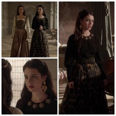 Mary's Black Dress 1x17: Liege Lord