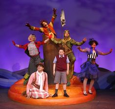 james and the giant peach costumes - Google Search