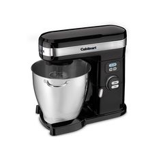 Cuisinart 7-qt. Stand Mixer, Black Learn how you'll be able to obtain the best stand mixer for your kitchen @ www.smallappliancesforkitchen.net