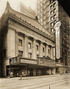 the loop theater chicago past | the last mcvicker s theater building was owned by the