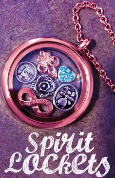 Spirit Lockets has much to offer! Check it out @ www.spiritlockets.com