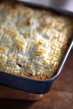Thanksgiving Shepherd's Pie: The Best Way to Eat All Your Leftovers in One Delicious Dish