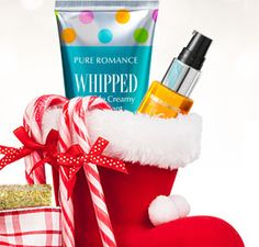 Pure Romance: Ho-Ho-Hot Holiday Gifts!