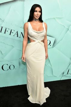 cd1cc5828b7 Kim Kardashian attends Tiffany   Co. Celebrates 2018 Tiffany Blue Book  Collection in New York