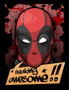 DeviantArt: More Like Deadpool by PatrickBrown Deadpool Fan Art, Deadpool Love, Deadpool And Spiderman, Lady Deadpool, Dc Comics, Marvel Cartoons, Marvel Dc, Marvel Heroes, Wade Wilson