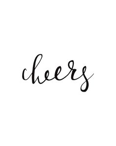 Love this scripted hand lettering Wine Quotes, Words Quotes, Wise Words, Sayings, Poetry Quotes, Black & White Quotes, Cheer Quotes, Word Up, Brush Lettering