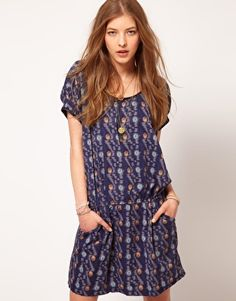 Maison Scotch dresses have pockets!