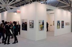 Padiglione 26, Stand B24, Studio Guastalla Arte Moderna e Contemporanea. Opere di Michelangelo Pistoletto e Ali Hassoun