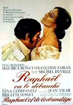 Raphaël ou le Débauché - Michel Deville - 1971