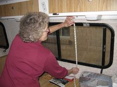 Best HOW TO install shades in a Casita Trailer - very helpful!